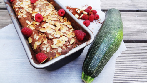 Bild für Zucchini Schokolade Kuchen