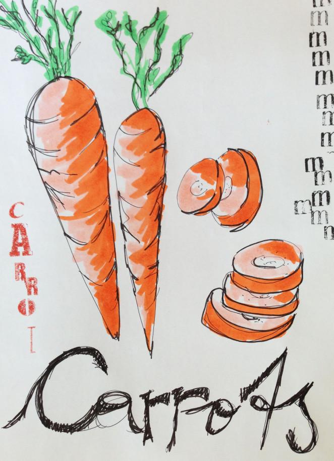 Karotten- das gesunde und beliebte Wurzelgemüse