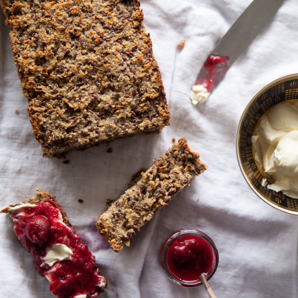 Bild für Ofen auf für glutenfreies Brot!