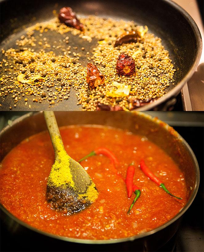 Curry Kochkurs bei Babette's