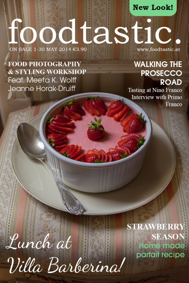 Food Photography & Styling Workshop with Meeta K. Wolff & Jeanne Horak-Druiff