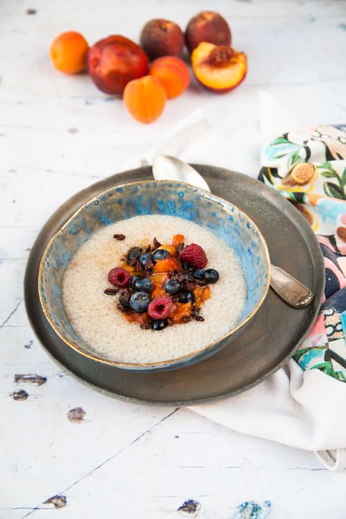 Bild für Sago Porridge & Paper Tiger