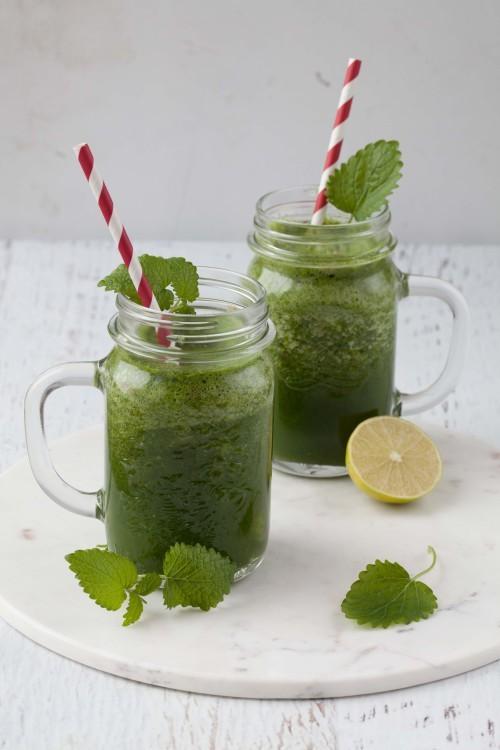 Bild für Grüner Smoothie