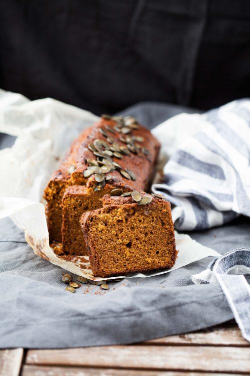 Bild für Gluten-free Pumpkin Loaf