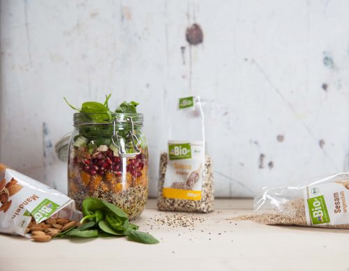 Picture for Quinoa and Sweet Potato Salad