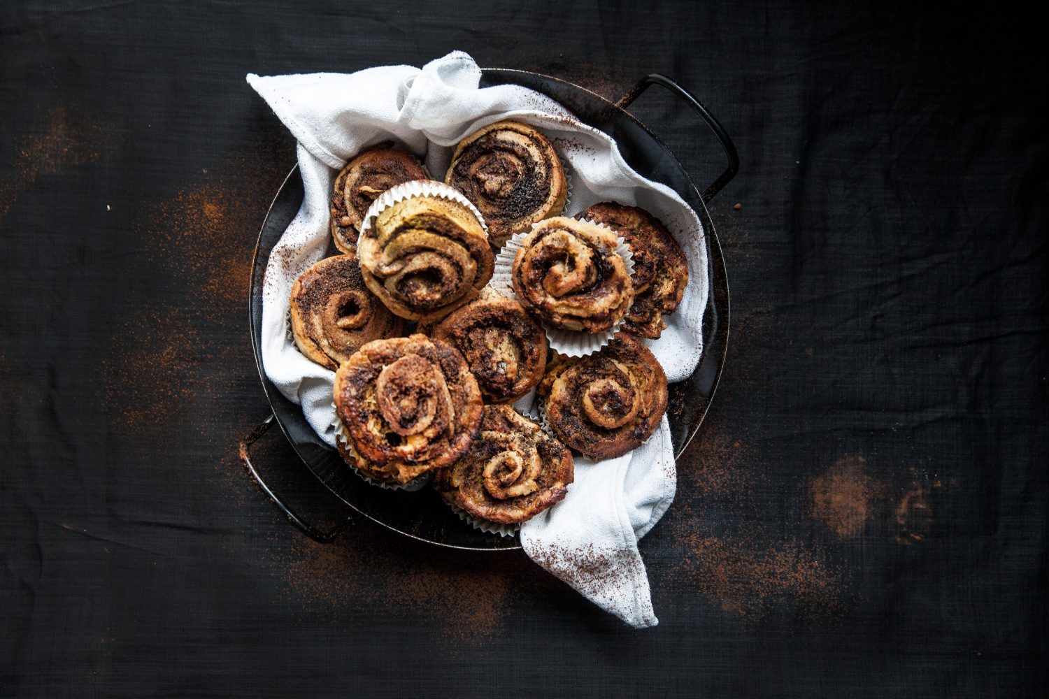 Gluten-free Apple and Cinnamon Buns