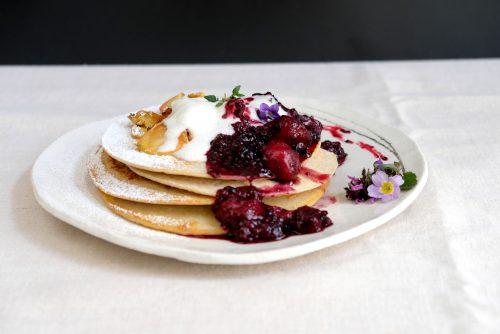 Bild für Vera's Buchweizen-Pancakes