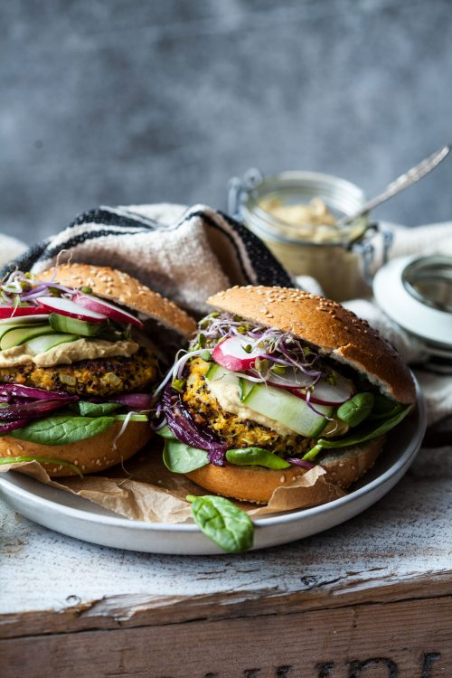 Bild für Burger & Sandwich glutenfrei