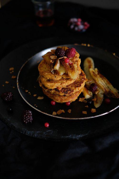 Bild für Neuseeland inspirierter Pancake