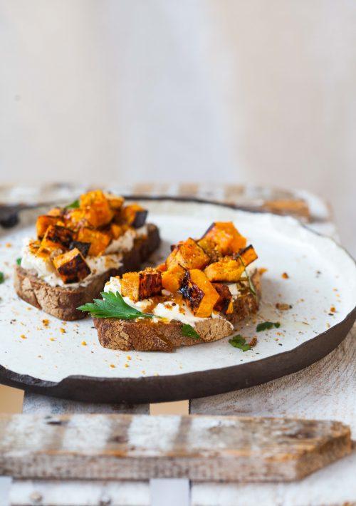 Bild für My new favourite, Süßkartoffel auf Toast