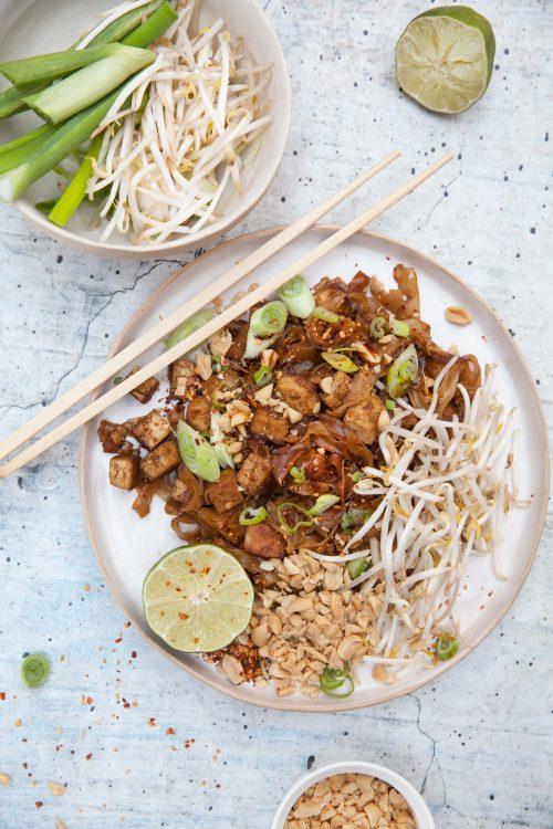 Bild für Sehnsucht nach Pad Thai mit Tofu