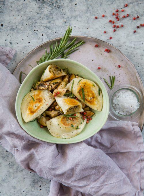 Bild für Pierogi – glutenfreie Teigtaschen